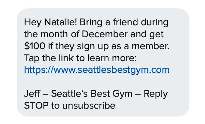 gym bring a friend promotion