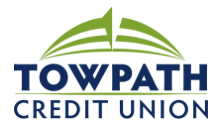 Towpath Credit Union logo